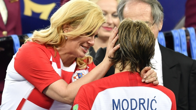 The Latest: Croatia PM says fans rejoice despite Cup loss