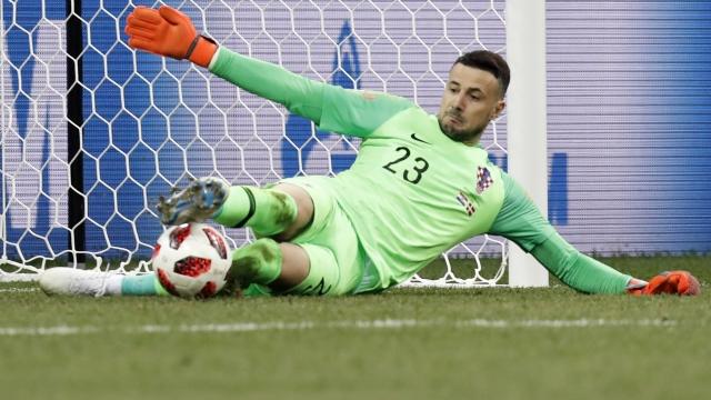 The Latest: FIFA fines Croatia for ambush marketing incident