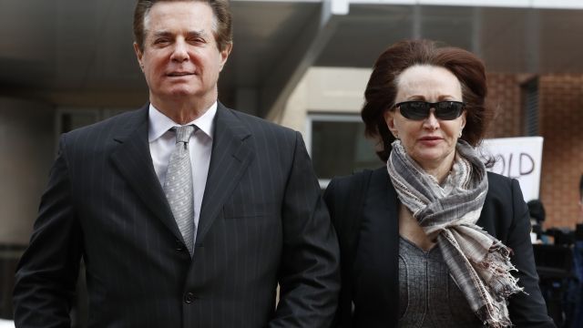 The Latest: Prosecutor: Manafort considered self above law