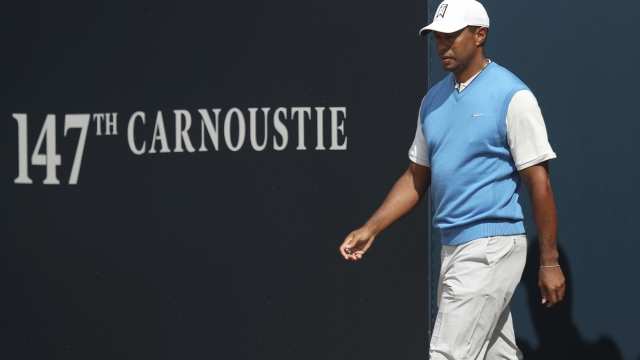 The Latest: US Open champ Koepka off to a rough start
