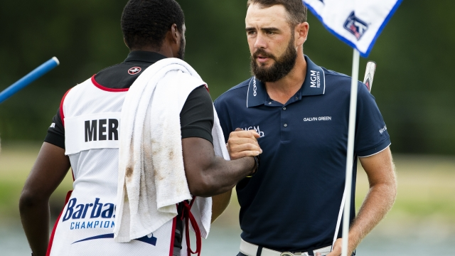Troy Merritt wins rain-delayed Barbasol, gains spot in PGA