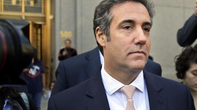 Trump finds it 'inconceivable' lawyer would tape a client
