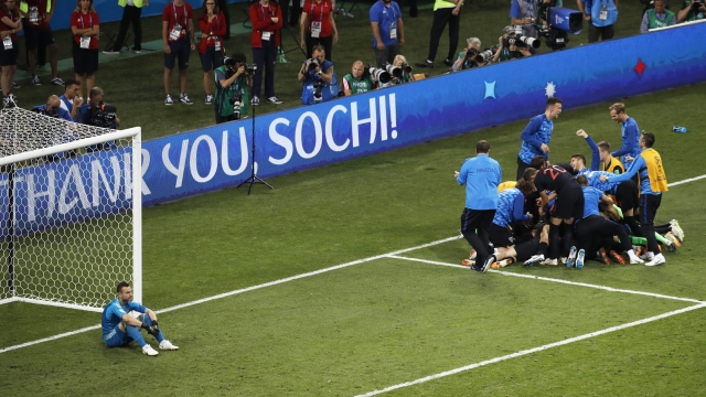 WORLD CUP KICKOFF: A look at what's ahead in the World Cup