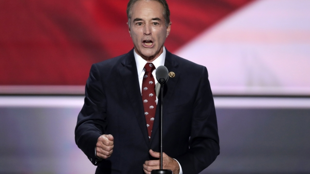GOP congressman from New York charged with insider trading