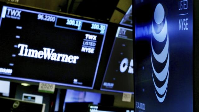 Government seeks to overturn AT&T-Time Warner merger ruling