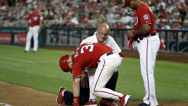 LEADING OFF: Harper, Votto hit, Osuna returns, Yanks-Red Sox