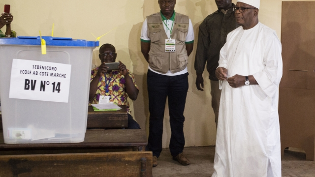 Malians vote in presidential runoff amid attacks, threats