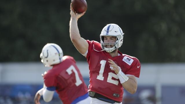 Mayfield debuts, Luck returns as NFL preseason gets in gear