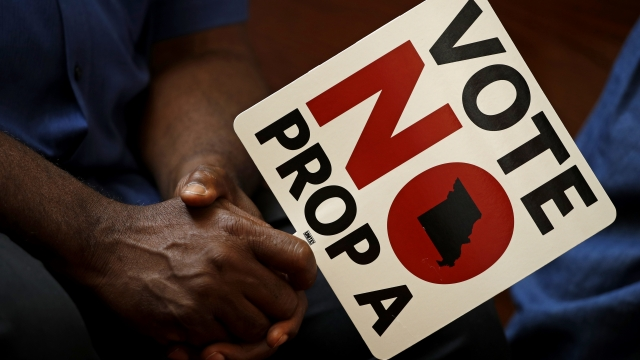 Missouri deciding on right-to-work law curbing union power