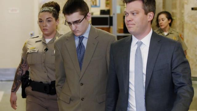 Oklahoma man gets life term for killing parents, 3 siblings