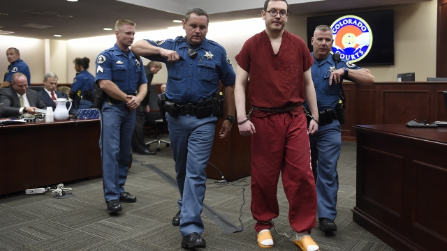 Psychiatrist: Much is still hidden in theater shooter's mind