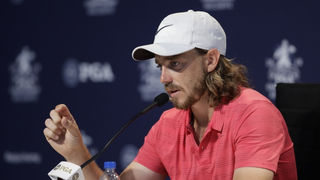 Tommy Fleetwood brings confidence, full set of clubs to PGA