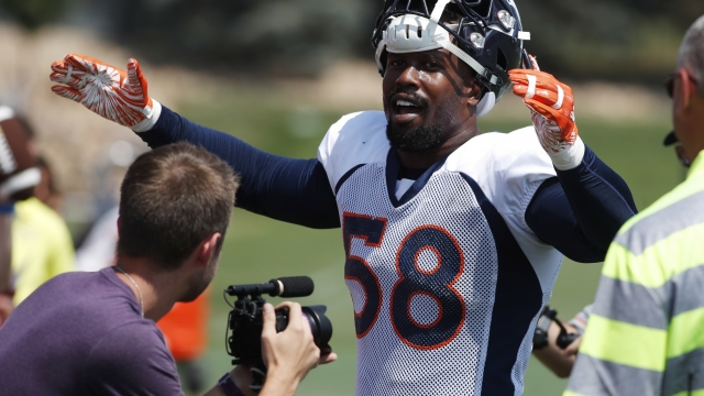 Von Miller says he's not worried about new tackling rule